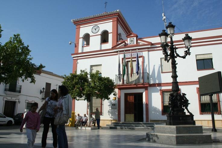 31 best pueblos images on pinterest sevilla santos and for Alquiler de casas en benacazon sevilla