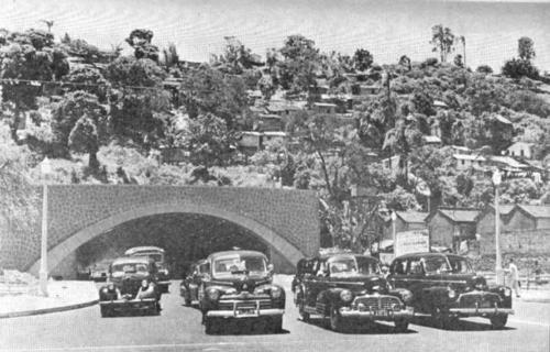 Antigaz fotos do Rio de Janeiro - Túnel do Pasmado anos 50 Página 100 - SkyscraperCity