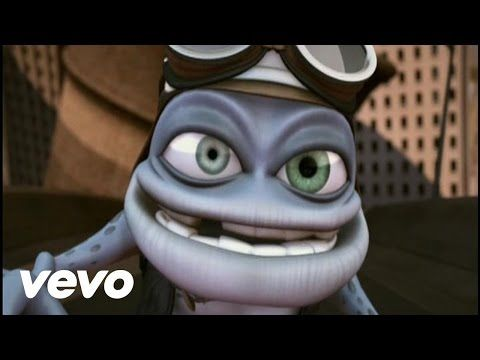 Crazy Frog - Axel F - YouTube