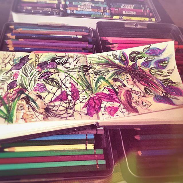 #plante #draw #drawing #sketch #kalinga #women #art #artwork #croquis #bop