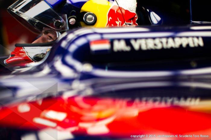 Max Verstappen, 2015 Malaysian Grand Prix