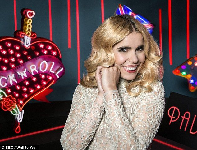 Paloma Faith, Boy George, will.i.am and Ricky Wilson in The Voice UK 2016 promo | Daily Mail Online