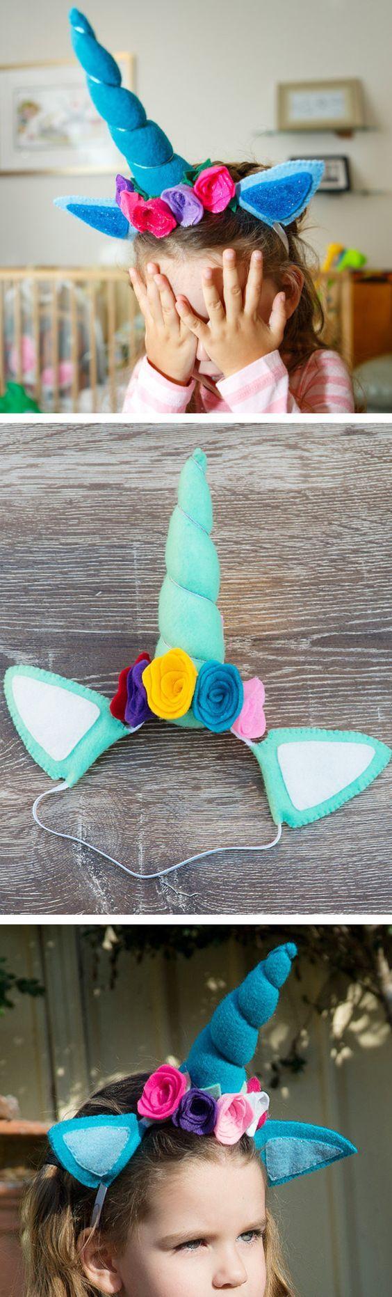 Mint-icorn Unicorn Headband    *Unicorn Dress Up*