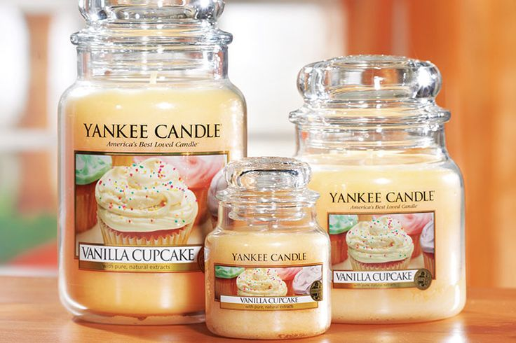 The delicious aroma of Vanilla Cupcake without any of the effort of baking. Visit our website for the prices of all our candles