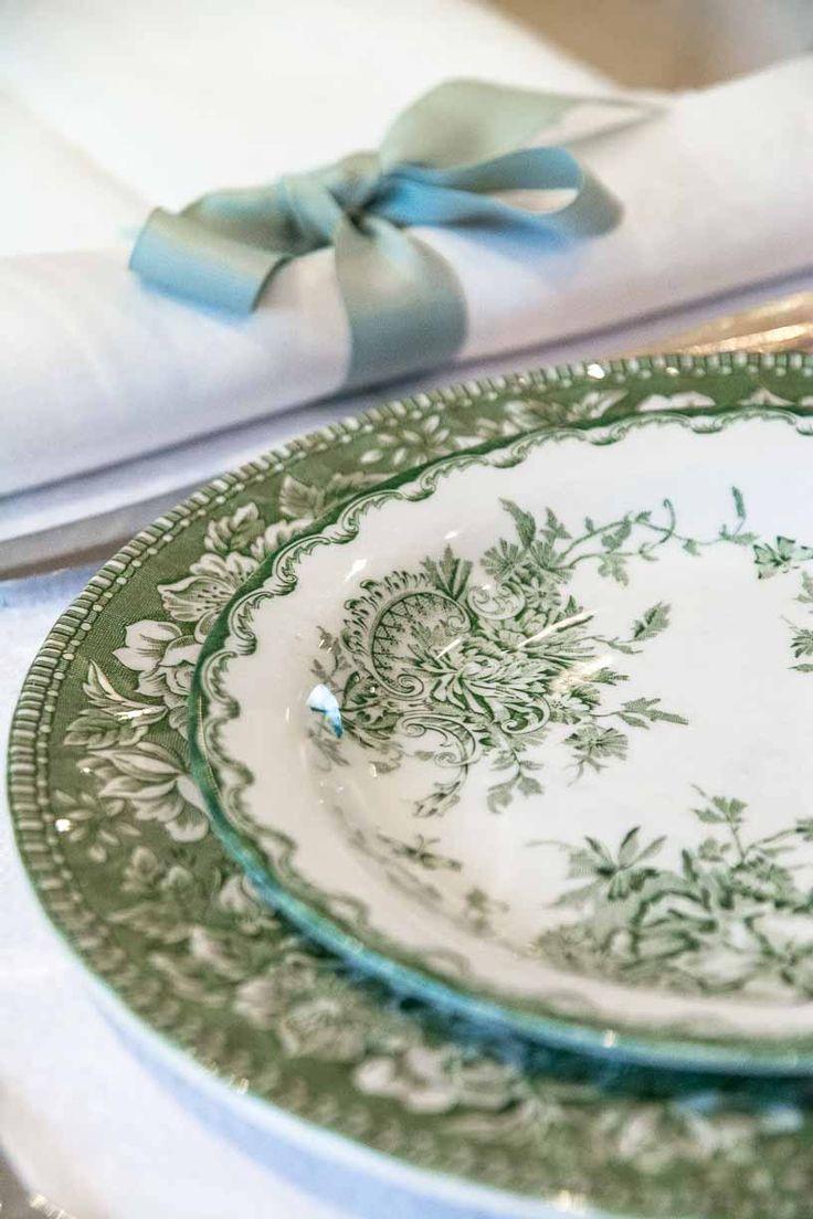 Grønt bord 2x10 stk