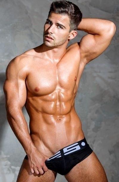 from Zavier gay bois in lingerie