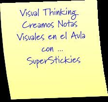 Herramientas para trabajar con muros y notas visuales en el aula #visualthinking
