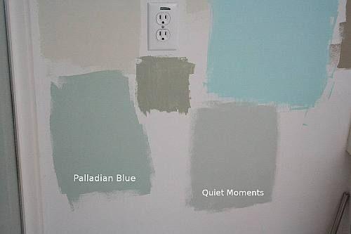 Quiet Moments Paint Color Photos