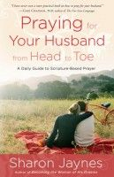 """by Sharon Jaynes    """"I have never seen a more practical book on how to pray for your husband.""""  —Gary Chapman, PhD, author of The Five Love Languages     As a wife, you have been given the privilege of serving as a mighty prayer warrior for your husband. Yet sometimes, even when poised with the best of intentions, you may find the task overwhelming. You wonder: What should I pray? How should I pray? What prayers does he need right now?     In Praying for Your Husband from Head to Toe…"""