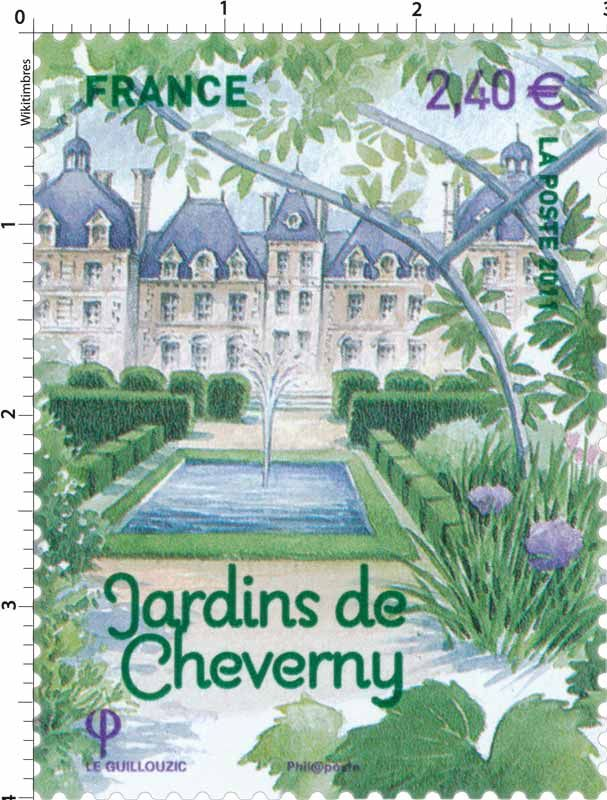 2011 - Jardins de Cheverny