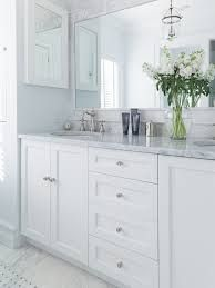 Image result for hampton style bathroom with patterned tiles                                                                                                                                                      More