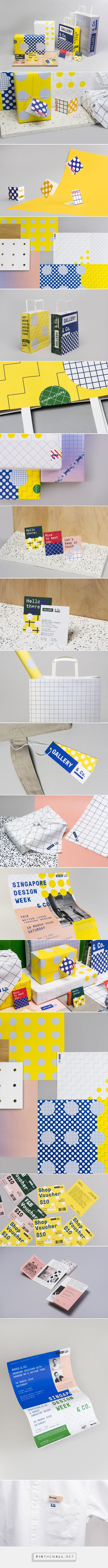 Gallery & Co. Branding | Foreign Policy Design Group... - a grouped images picture - Pin Them All