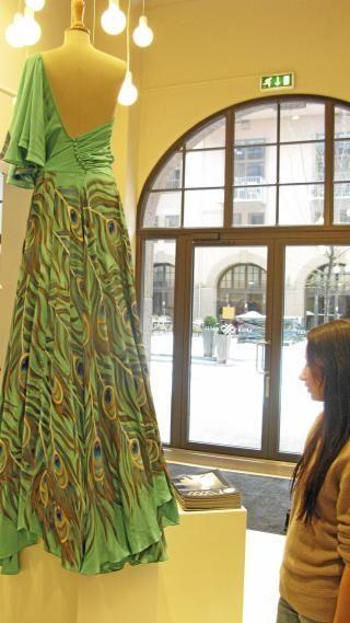 Leila Hafzi dress http://leilahafzi.com/