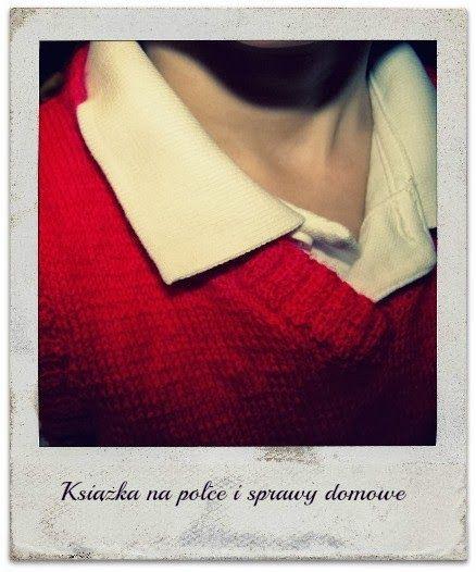 """Kamizelka z """"Mikołajka"""""""