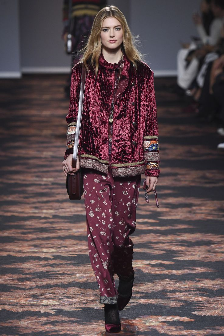 Etro Fall 2016 Ready to Wear Collection Photos   Vogue