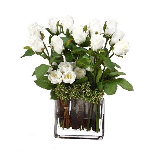 Some things are just plain necessary for you and your home's well-being. This #floral arrangement is one of those..#orchids #ranunculus