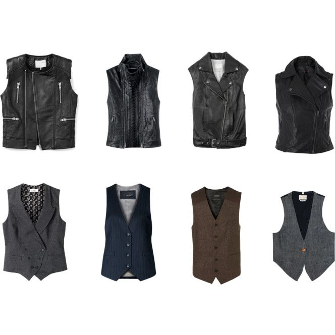 Tipos de chalecos hombres 2013 - Mucha más Moda