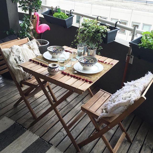 La petite nouvelle chaises et table monoprix coussins sets de table verres