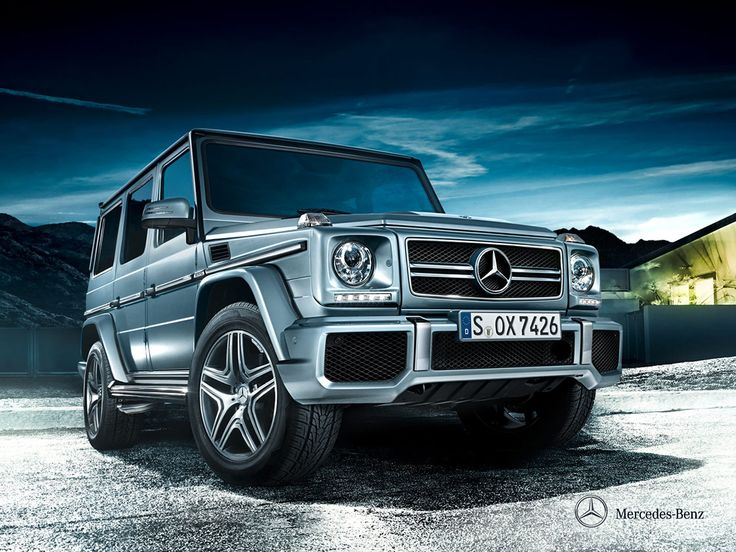 mercedes benz g class at home in places others can only dream of