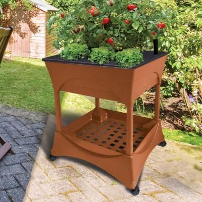 The Home Depot Easy Picker With Stand Raised Garden