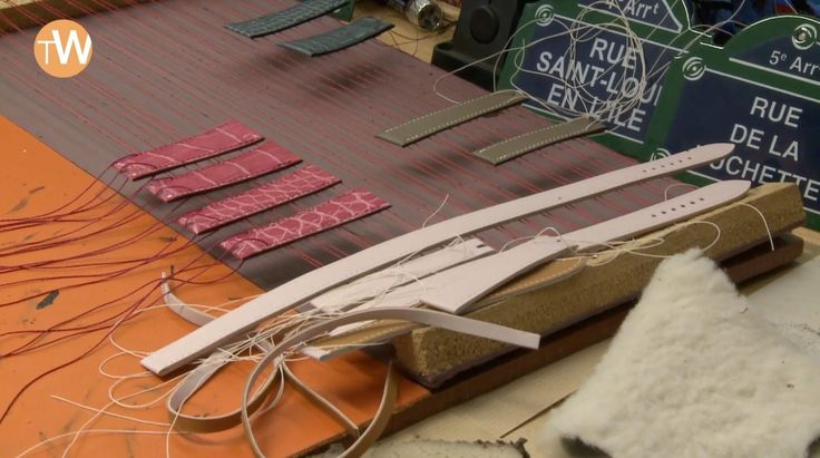 How is a Hermès leather strap crafted, part 2 ✄ http://www.youtube.com/watch?v=dw43Isosh_s
