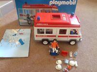 Playmobil Ambulance Set 3456