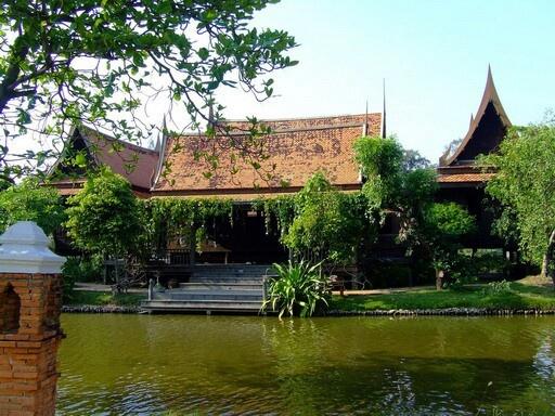 Thai's house