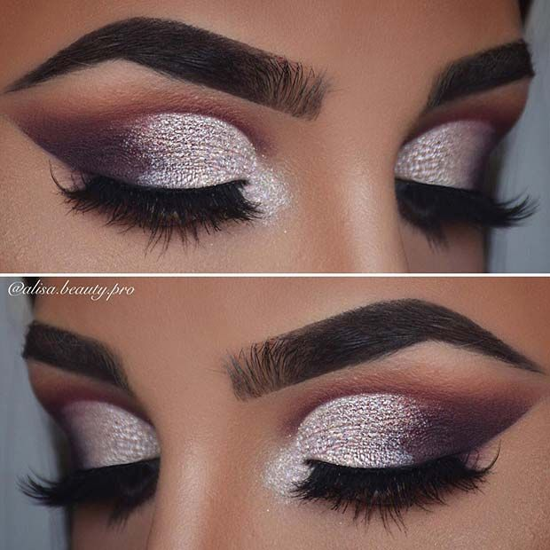 43 Christmas Makeup Ideas To Copy This Season In 2020 With Images