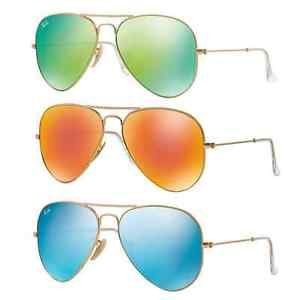 Ray-Ban-RB3025-Large-Aviator-Sunglasses-Arista-Gold-Frame