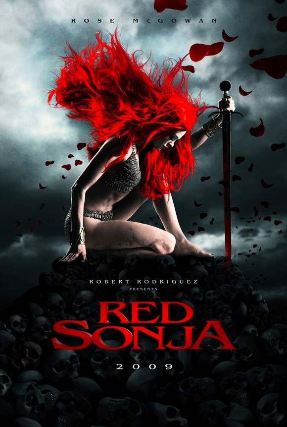 Yes rose as red sonja