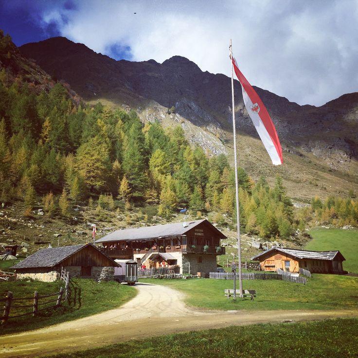 Altfasstal, Wiesehütte #suedtirol #wieserhuette #altfasstal #meransen #wandern #hiking