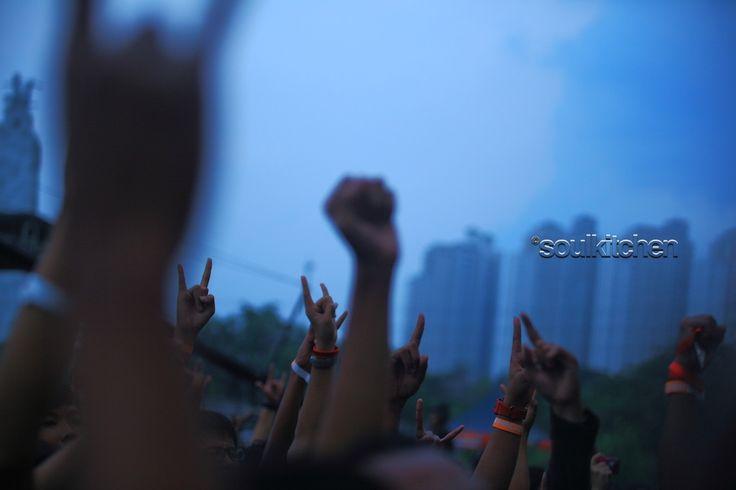 HAMMERSONIC 2013 JAKARTA by oyik - INDONESIAN METAL MILITIA