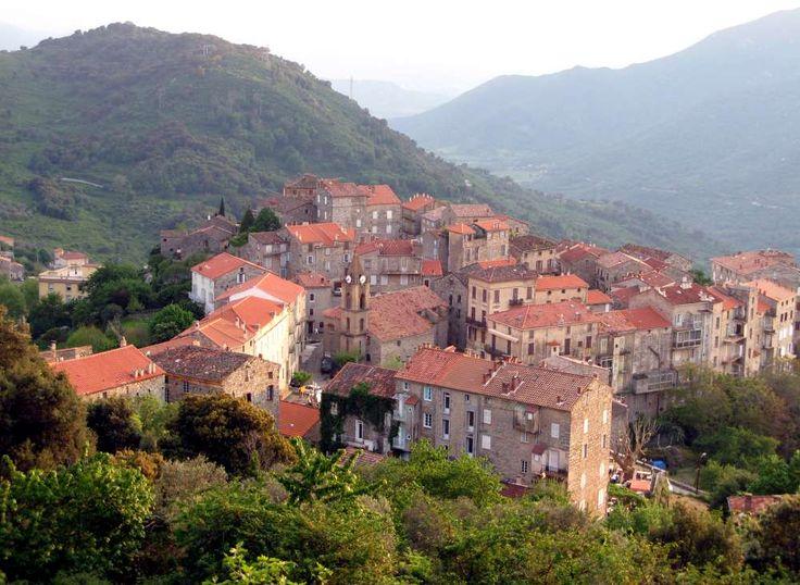 Sainte Lucie de Tallano - Villes et villages Corse - My Corsica