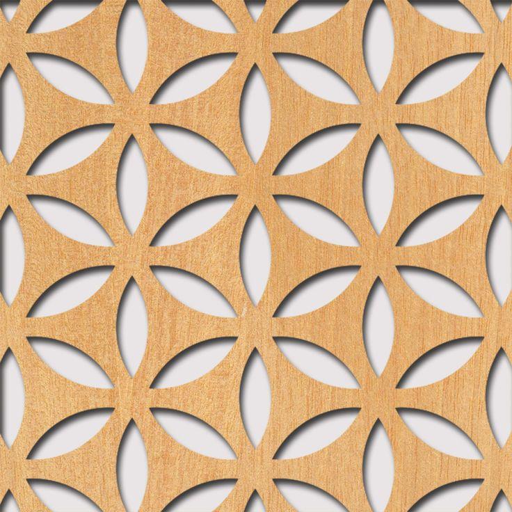 LOCATELLI Legno Anegré Perforált keményfarost lemez (HDF), valódi fafurnér, mely többféle méretben választható  http://www.locatelli-hungaria.hu/termek/hanna-16/