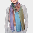 Peacock Scarf $115