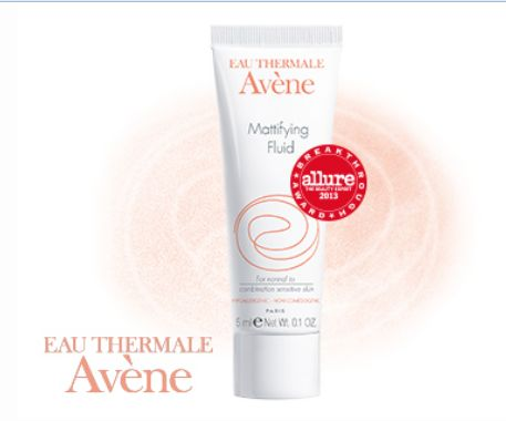 FREE Eau Thermale Avene Mattifying Fluid Sample