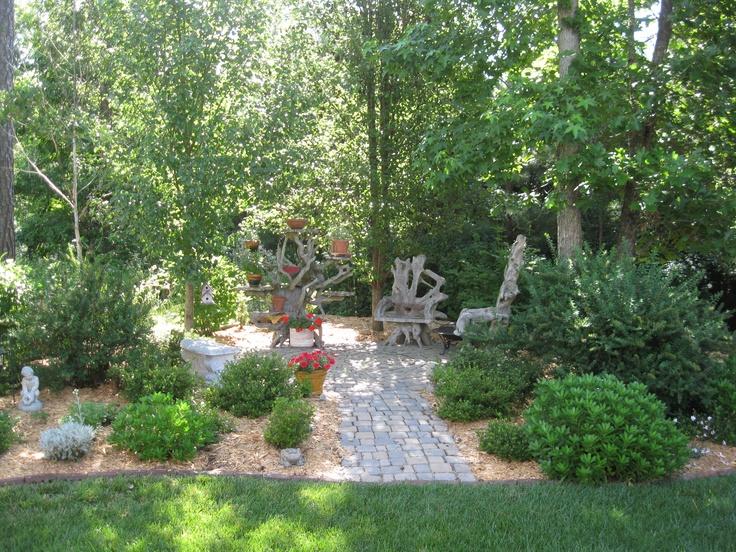 My Serenity Garden Garden Ideas Pinterest Gardens And