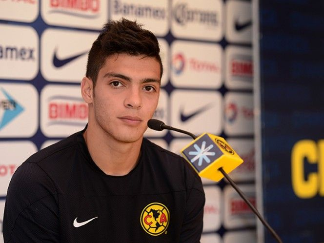 Raul Jimenez from Mexico #9