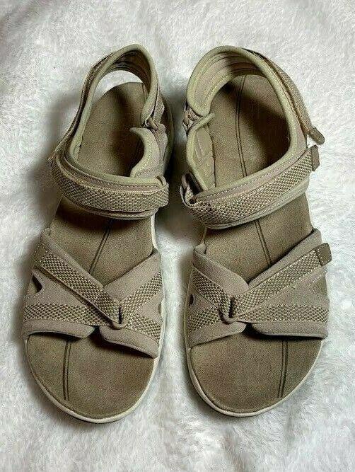 a398c02cf31a80 EASY SPIRIT Women's Explore24 Esefecta Strappy Comford Sandals Size 12 EUC # EasySpirit #FlatSandals