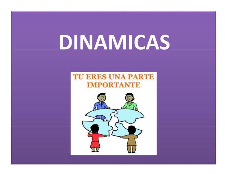 Dinamicas  para hacer con los nIinos by Ministerio Infantil Arcoiris via slideshare