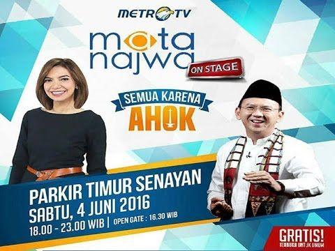 Mata Najwa On stage Jakarta - Semua Karena Ahok [highlight]