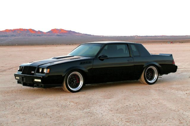 David Sapper modernized his 1987 Buick Grand National to create a reliable pro-touring car with a comfortable interior full of electronic goodies.