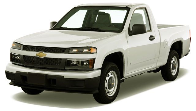 2012 Chevrolet Colorado | Get A New Pickup Truck — Top 5 Cheapest Trucks Under 20,000