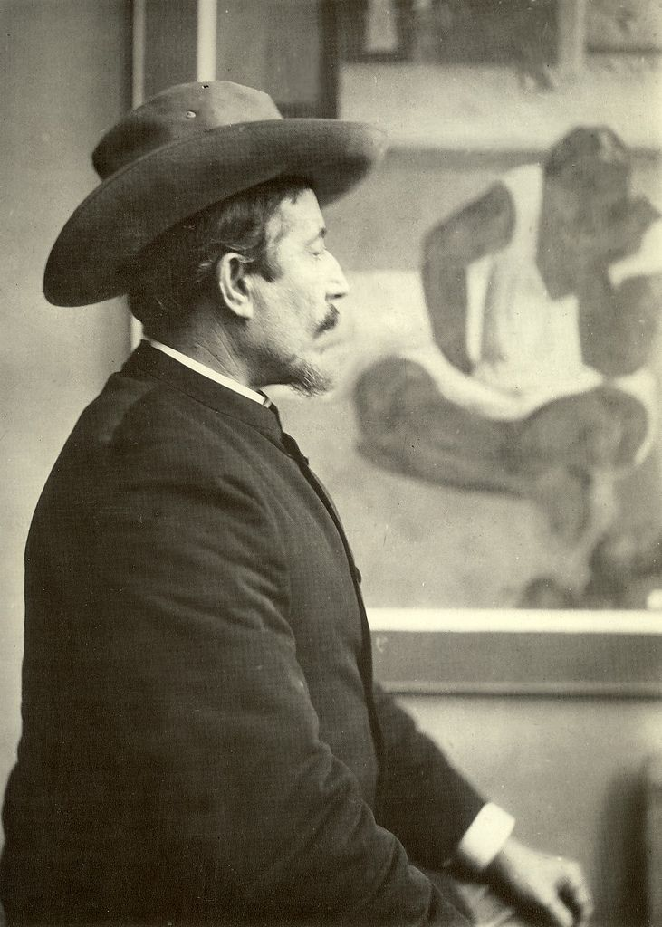 artistandstudio:    Paul Gauguin