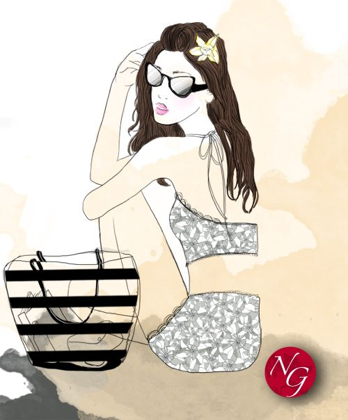 Vanilla summer