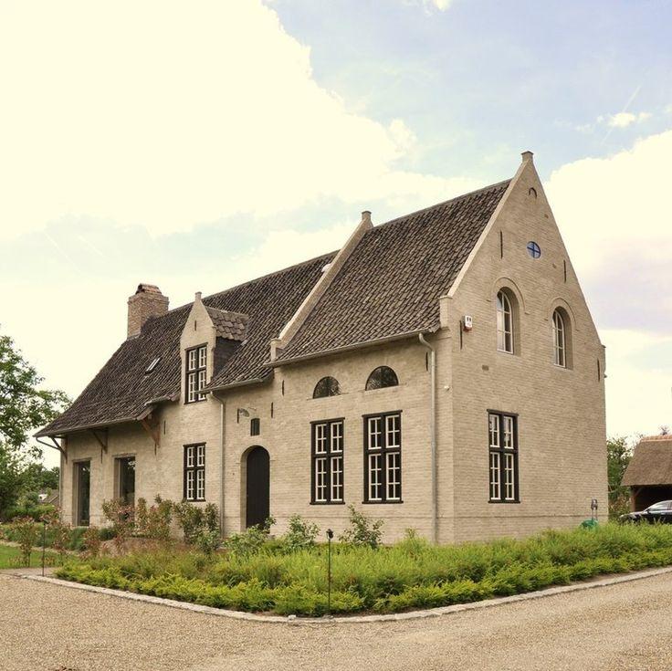 25 beste idee n over mooie huizen op pinterest for Huizen ideeen