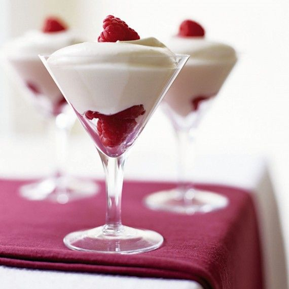 Elizabeth David's berry syllabub recipe - Woman And Home