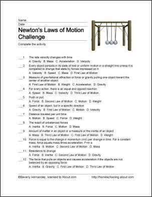 http://homeschooling.about.com/od/freeprintables/ss/newtonlawsprint_4.htm