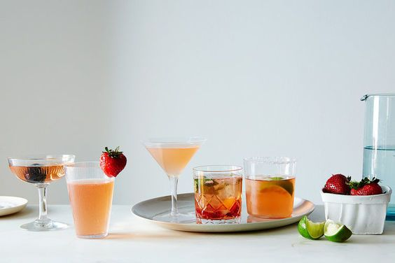 10 Ingredients, 5 Rosé Cocktails on Food52