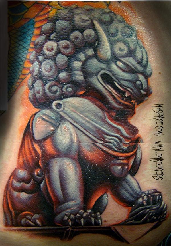 Fu Dog Tattoo: Foo Dog Tattoo, Foo Dogs, Tattoo'S, Amazing Tattoos, Chinese Tattoos, Art Tattoos, Dog Tattoos